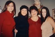 my mom and sisters xmas 04