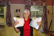 12 01 09 First parcels
