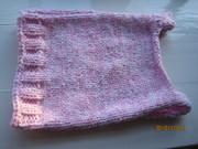 Knitted slipover