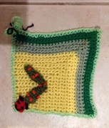 Mitred square from KAS PATTERNS