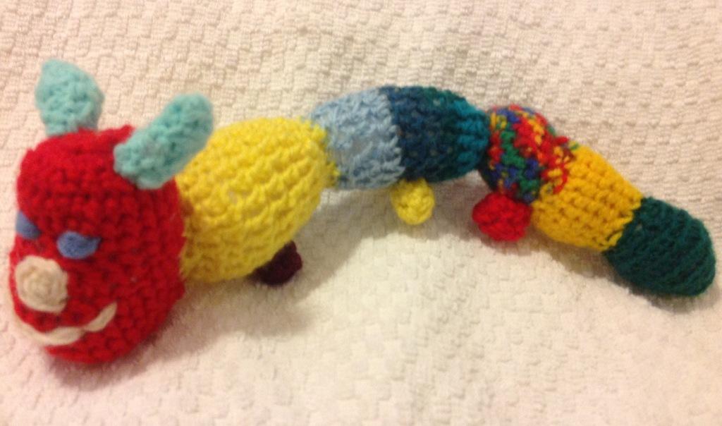 Cuddlebug ....small crotchet