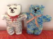 2 Fuzzy Bears