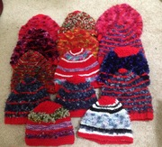 14 Beanies from me