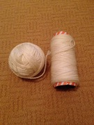 Wool for Gogos for edgeing
