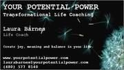 Laura Barnes B.Ed(Hons) Certified Life Coach