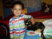 Tabatha and Luisito