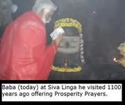 Shiva Linga 4 Money Prayers