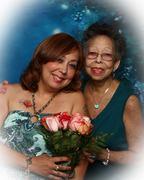Mami and I