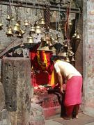 pujari vid Kamakhya Mandir