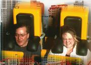Brien & Penny Coaster