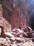 Cliff Dwelling at Palatki