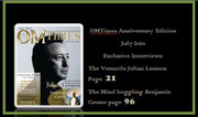Anniversary Edition -July 2010