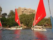 Maadi and The River Nile