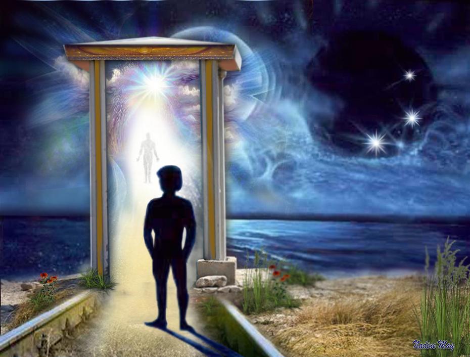 door to ascension