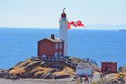 Fisgard Lighthouse Victoria BC Canada Day 2014