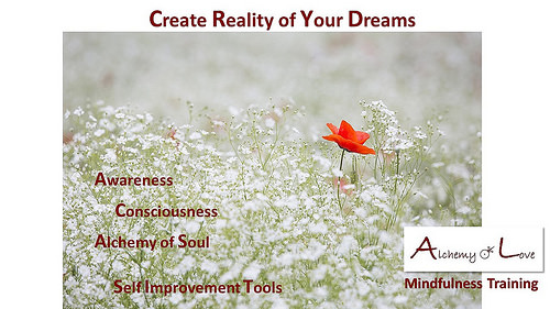 Create reality of your dreams