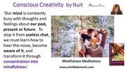 Conscious Creativity book quote by Nataša Pantović