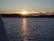 sunset Corfu