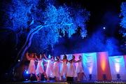 Dancing under the moonlight....