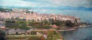 corfu-town-mosaiko
