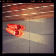 Gemma's shoes