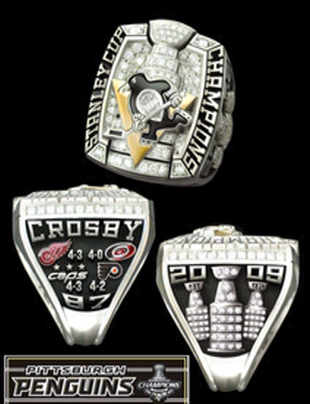 Crosby Cup Ring