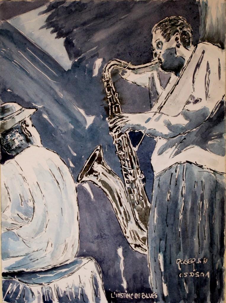 L Instinct du Blues N° 05 DS 01