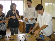 Taller de swiches e interfases
