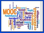 Nubes de palabras creadas en el MOOC Herramientas TIC - 1er Álbum