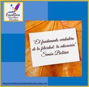 Cita Simon Bolivar