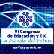 """Congreso """"La Escuela del Futuro"""" Logos"""