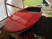 Baggenbåt renovering