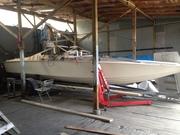 Gilbert Yacht 26 renovering