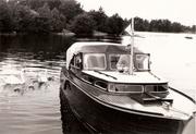 Pirat vid Harstena 1962