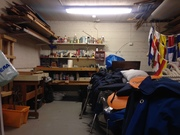 Garage röjning