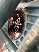 Corvette-ventilkåpor är original!