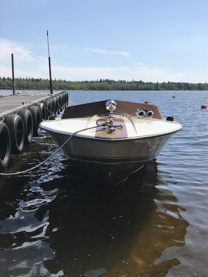 Första doppet i Sverige!