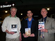 GREAT TEA PARTY AUTHORS!! At the Tea Party Summit Feb. 27, 2011