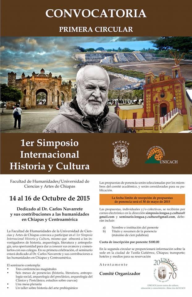 SimposioInternacionalHistyCult_HomenajeCarlosNavarrete