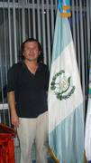 DR. ELIAS RODRIGUEZ VAZQUEZ. LATINOAMERICANISTA: BANDERA DE GUATEMALA