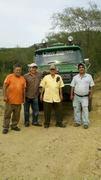 ARQUEOLOGO ELIAS RODRIGUEZ VAZQUEZ Y EL COLECCIONISTA EL CHINO BILLETERO. CULIACAN, SINALOA, 2015