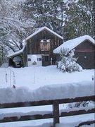 Snowed in again!