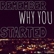 Remember Why You Started - CPA Exam Club
