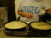 Oh! Les crepes!