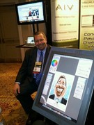 Ralph Paglia and his DigitalRalph caricature heads to AutoCon 2012 - http://AutoCon2012.com
