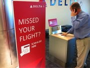 On Delta Missed Connections Are Routine Occurrences!