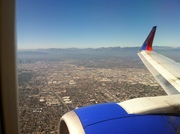 On Approach to LAX on Southwest Flight 676 http://ADM.fm