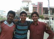 Atul, Pradeep, Ashish