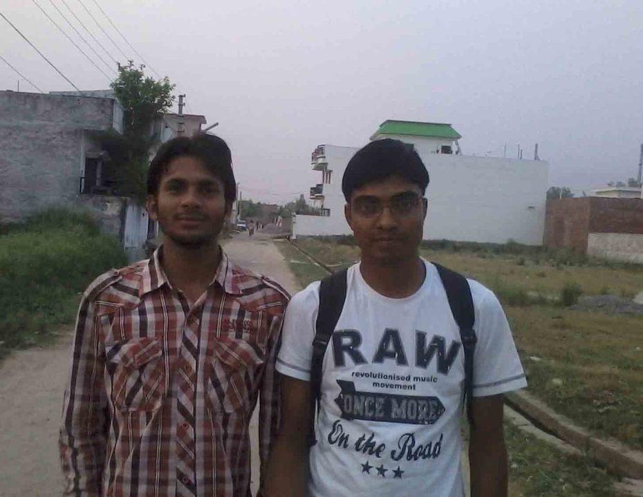 Ashish, Pradeep