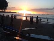 Sun set Costa Rica